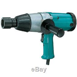 Makita 6906 Electric Impact Wrench 3/4 19mm 1700rpm Friction Ring Corded 220VAC