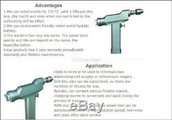 Medical Surgical Electric Orthopedic Bone Hollow Drill Drill-Cannulated Y E