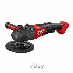 Milwaukee Electric Tool 2738-20 M18 Fuel 7 Variable Speed Polisher Bare Tool