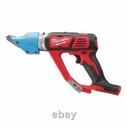 Milwaukee M18BMS20 Cordless Metal Shear, without Battery! 4933447935