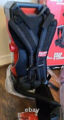Milwaukee M18 FUEL Brushless 1 Gal. Cordless 3-in-1 Backpack Vacuum (Tool-Only)