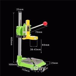 Mini Precision Milling Machine Worktable And Electric Drill Carrier Rotating