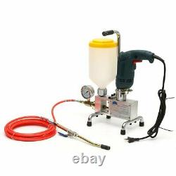Multi-function SM-999 Electric Injection Pump Grouting Steel Machine