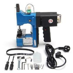 NEW 220V 180W Electric Sealing Sewing Machine High Speed Woven Bag Hand Tool