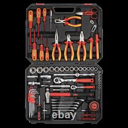 NL21 Toolkit Toolset 90pce VDE Approved Electrical TOOLKIT Lifetime Guarantee
