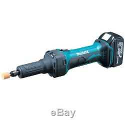 New Makita Hand Grinder Rechargeable 18V 3.0Ah Li-ion Cordless electric tool