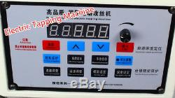 New Powerful M6-M30 Vertical Electric Tapping Machine 220V a