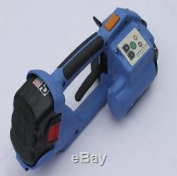 ORT-200 Electric Battery-powered PP/PET Strapping Machine Hand Packing Tool