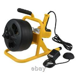 Olympia 410-353 115-Volt 50-ft. Electric Auger with 5/16 Inner Core Cable New