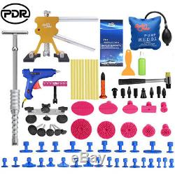 PDR Tools Kit Dent Removal Paintless Repair Car Straightening Dents