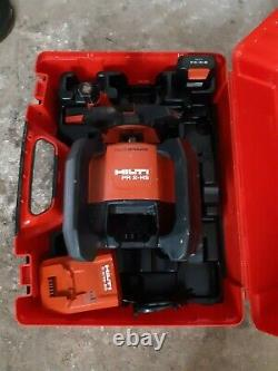 PR 2-HS A12 OUTDOOR ROTATING LASER LEVEL (c/w Carry Case)