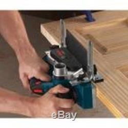 Planer Kit 3 1/4in Corded Electric 6.5 Amp Woodworking Portable Hand Tool Case