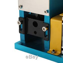 Portable Powered Electric Wire Stripping Machine Scrap Cable Stripper