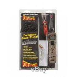 Power Probe 3 Digital Auto Electrical Tester 12-24 volt PP3CSCAMO Camouflage
