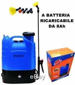 Pump Sprayer A Backpack 16lt Battery Rechargeable Accessories Electrical Kt
