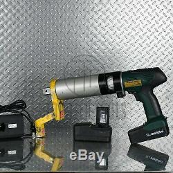 RAD 1 Torque Wrench Cordless Battery-Operated Electric Multiplier hytorc