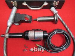 ROTARY TOOL KIT ELECTRIC PART NO. 88449-210 HAND GRINDER DUMORE Corporation