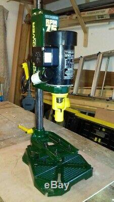 Record Power electric RPM75 Morticer. Good condition. 240v
