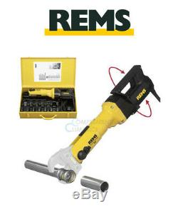 Rems Press Tool Radial Electrical Power-Press Se Basic-Pack 572111 R220