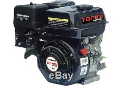 SP Tools 15hp Torini Engine with Electric Start-straight Key TR420QE