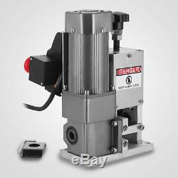 Scrap Cable Stripper Powered Electric Wire Stripping Machine 180W Portable