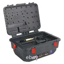 Sealey Mobile Parts Cleaning Tank With Brush Tanks Air & Electrical DIY Tools