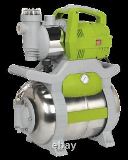 Sealey Surface Mounting Booster Pump Stainless Steel 55ltr/min 230V SUM21