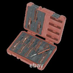 Sealey Universal Wiring Loom Terminal Connector Cable Ejection Removal Tool kit
