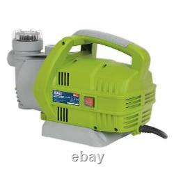 Sealey WPS060 Surface Mounting Water Pump 53ltr/min 230V