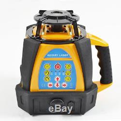 Self-leveling Rotary/ Rotating Laser Level 500m Range High Accuracy Top Quality