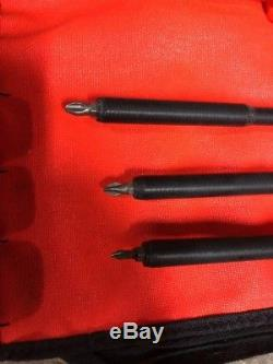 Snap On Composite Screwdriver Set Insulated Screwdrivers Ihs60 Electrical