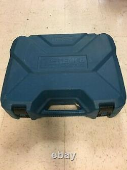 TEMCo TH0037 HYDRAULIC KNOCKOUT PUNCH Electrical Conduit Hole Cutter (USED)