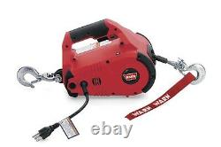 Warn 885001 PullzAll Hand Held Electric Pulling Tool Chain Falls