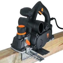Wen 8 Amp Electric Wood Hand Planer Powerful Woodworking Plane Tool Accessories