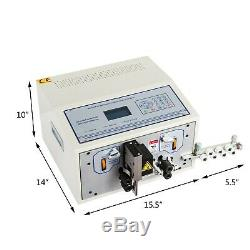 Wire Stripping Machine 200W 220V Wire Stripping SWT508-SD Automatic Electric
