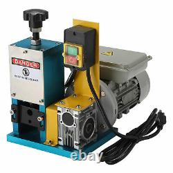 Wire Stripping Machine Electric Automatic Stripper for Copper Recycling 1.5-25mm