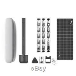 XIAOMI Wowstick 1F+ Electric Cordless Screwdriver 3 LED USB Charge 64 in 1